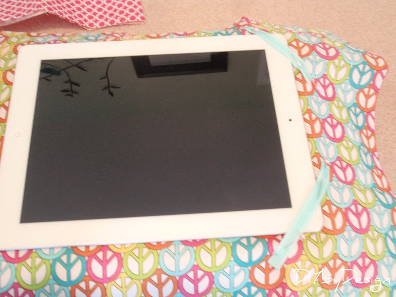 Diy By Design Ipad Pillow Tutorial