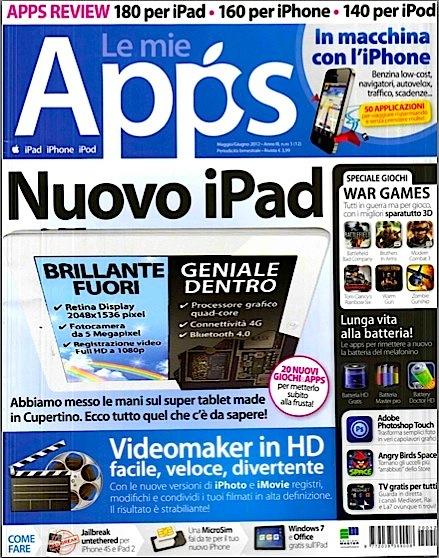 ITA - Le Mie Apps Maggio Giugno 2012 pdf