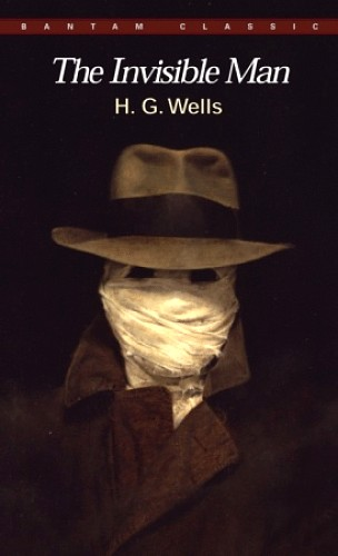 Open Writer Closet Nerd The Invisible Man By H G Wells And His Miniature