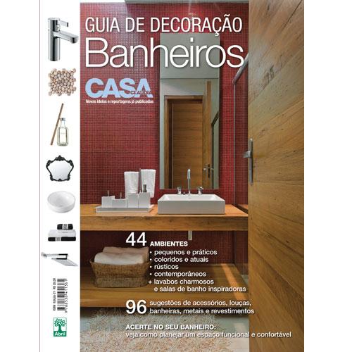 Casa Claudia Guia Banheiros  Design Innova
