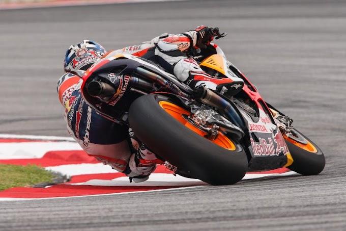Hasil Kualifikasi MotoGP Sepang 2015 - Pedrosa Raih Pole