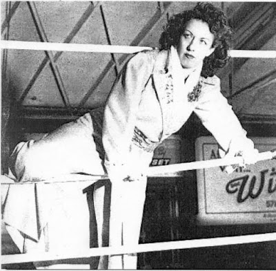 Mildred Burke - Classic Women's Pro Wrestling