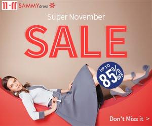 Sammydress November
