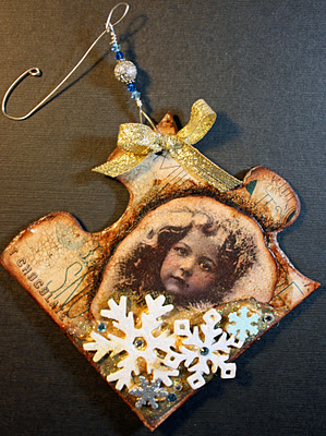 The Art Of Up-Cycling: Diy Christmas Decoration Ideas ...