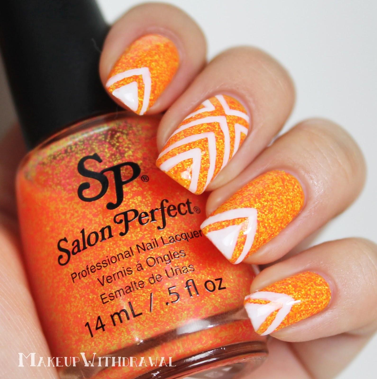 Guest Post by MakeupWithdrawal: Papaya Punch & Bang