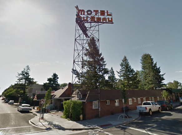 DuBeau motel