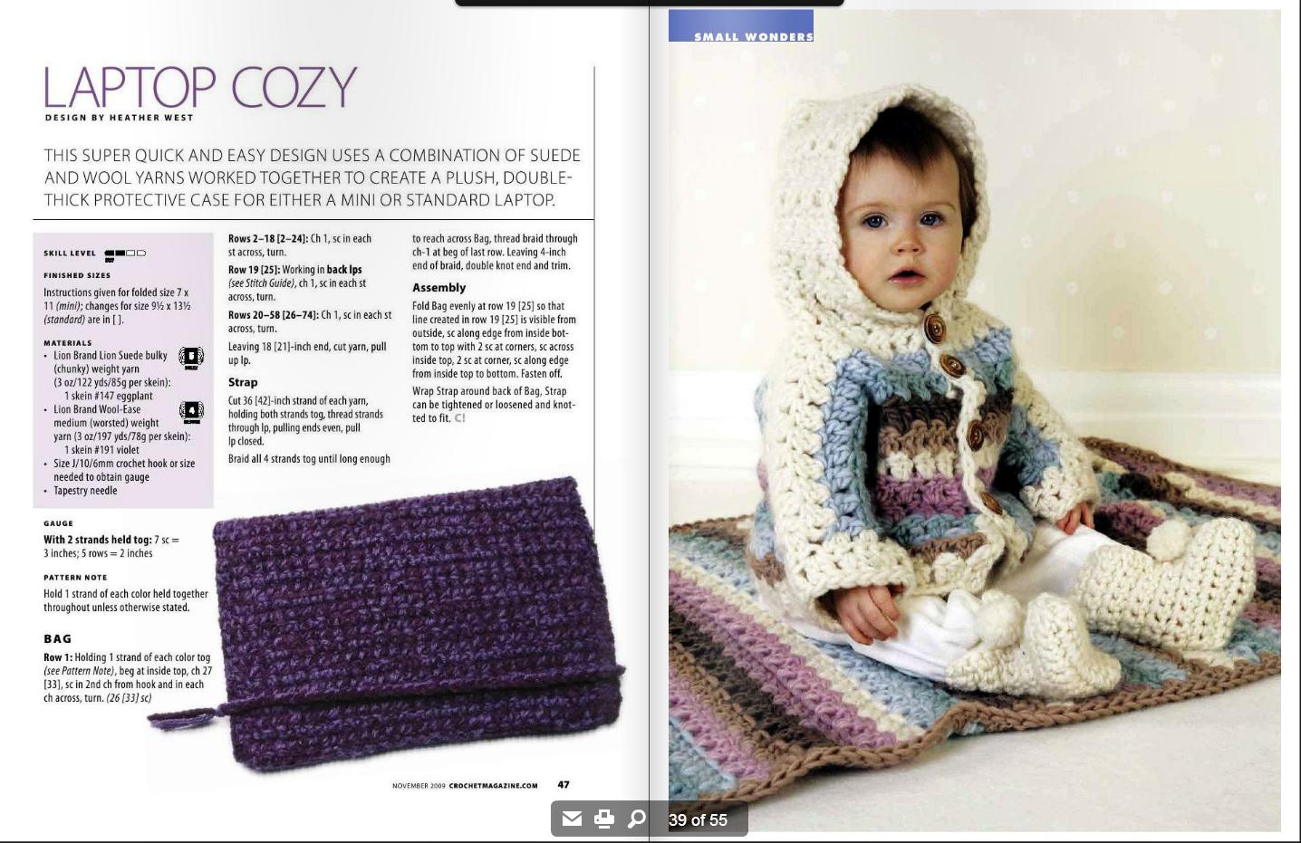 Crochetpedia: March 2013