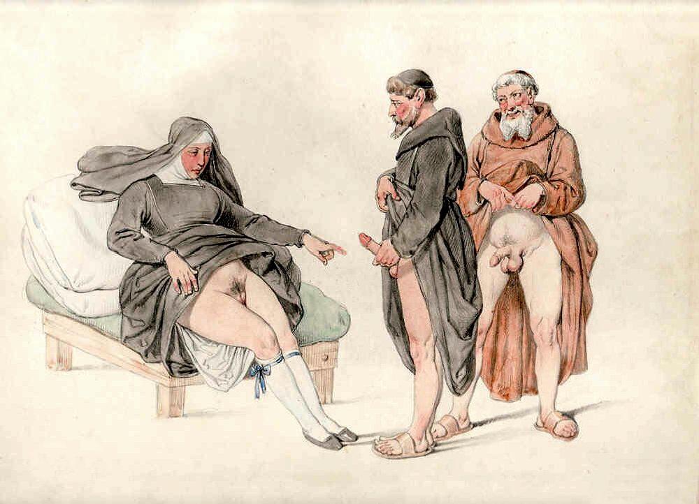 средневековые времена эротика ролики