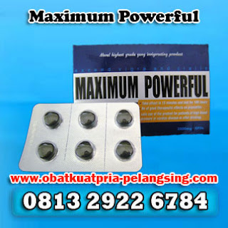 maximum powerful,obat kuat maximum powerful,obat kuat pria - pelangsing