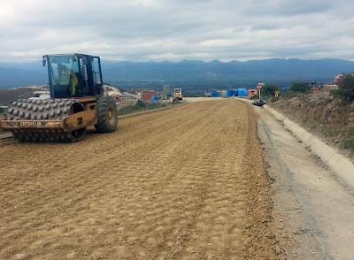 ¿Cuántas fisuras tiene la carretera Tarija-Potosí?