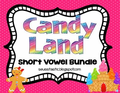 http://www.teacherspayteachers.com/Product/Candy-Land-Short-Vowel-Games-Bundled-903430
