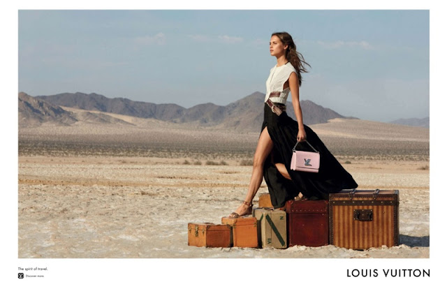 Louis Vuitton Spirit of Travel Campaign 2015