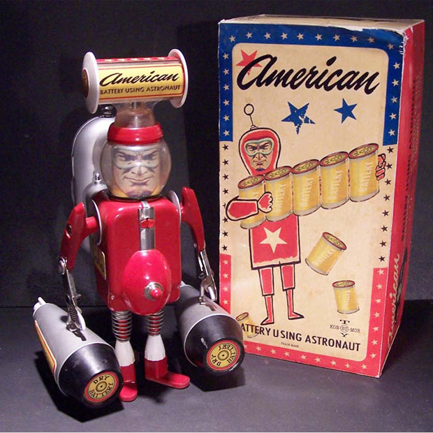 Randy Reiger. Toys. Retrojuguetes