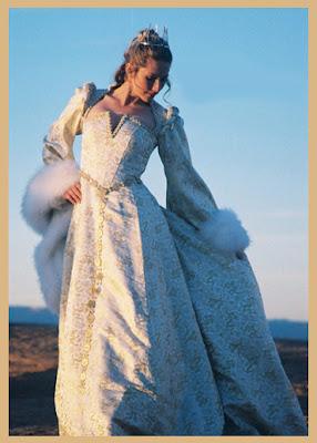 Elisabethan Wedding Dresses Design Idea