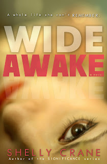 [Promotional Post with giveaway] Wide Awake by Shelly Crane