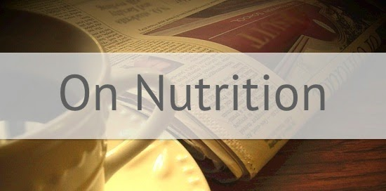 On Nutrition: Beyond Trans Fats