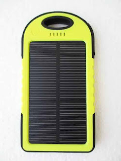 Solar PowerBank 5.000 mAh