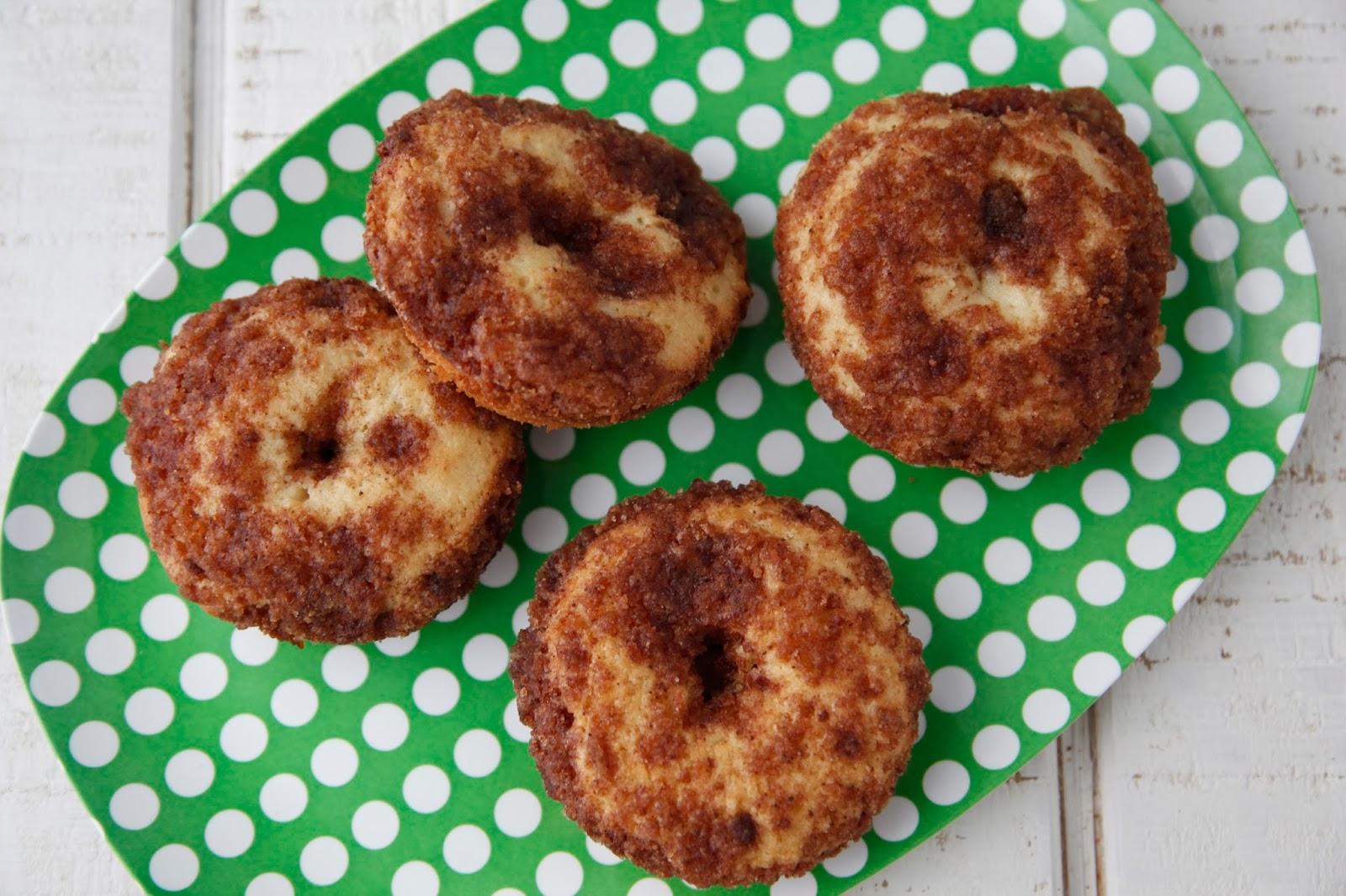Krusteaz donuts