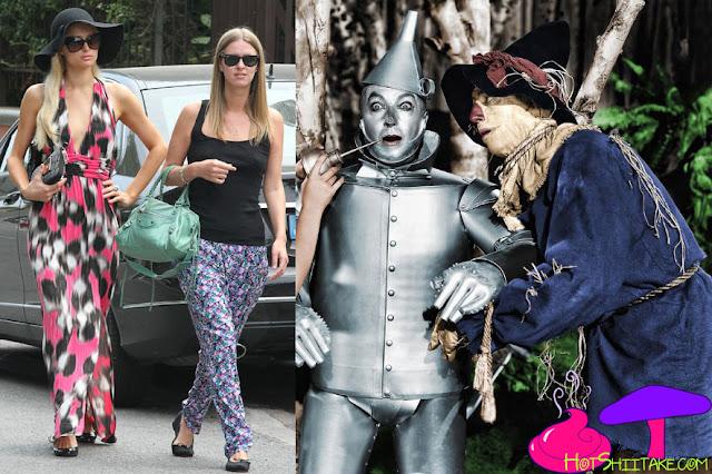 Paris Hilton Robot