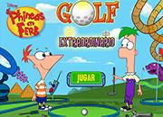 Phineas y Ferb Golf Extraordinario