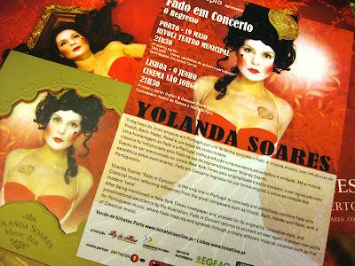 Yolanda Soares - Fado em Concerto