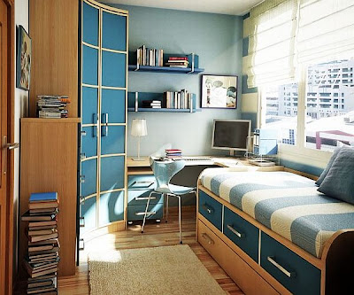 7 Teenage Girl Bedroom Ideas For Small Rooms Small Bedroom
