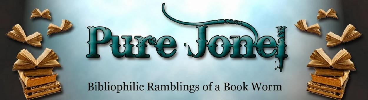 Pure Jonel Book Reviews