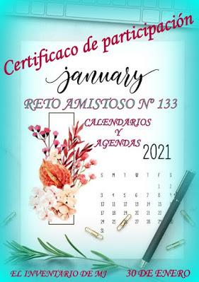 Certificado R.A. nº 133