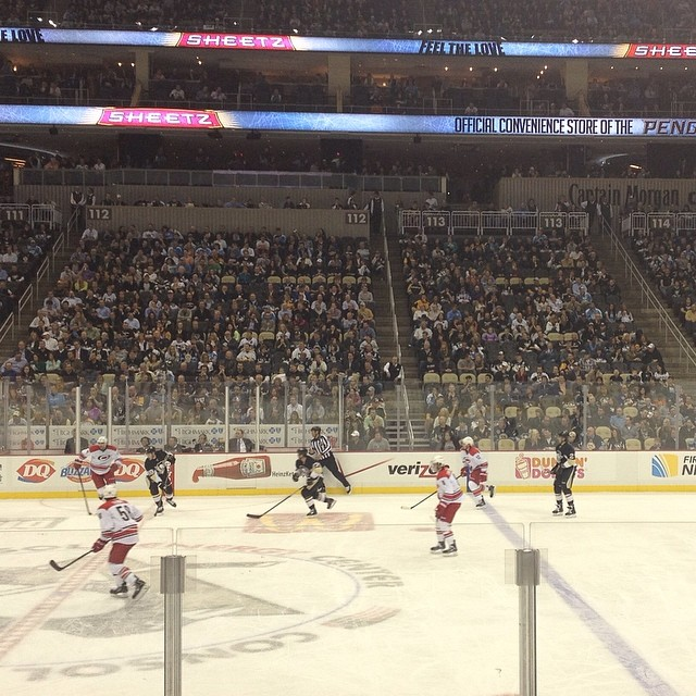Pittsburgh, moving, reflection, recollection, hockey, NHL, Pittsburgh Penguins, Consol Energy Center