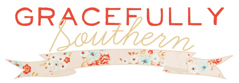 Gracefully Southern.