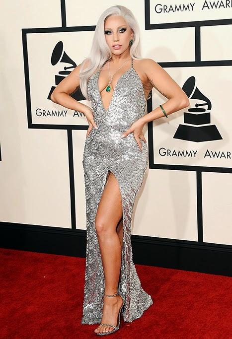 Lady Gaga en los Grammy 2015