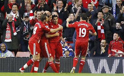 Video Liverpool vs Chelsea 4-1