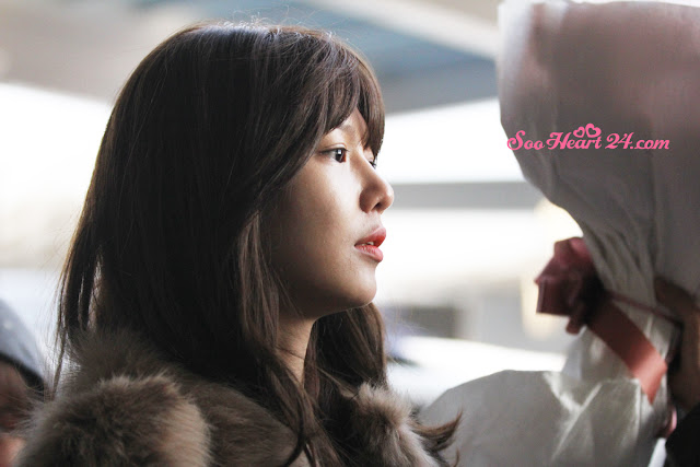 SNSD Sooyoung 2012 Photo at Gimpo Airport