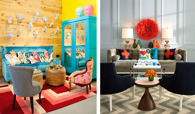 Deco ideas happy chic revolution for Muebles hippies