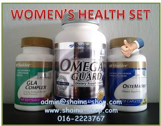 Omega Guard Shaklee price reasonable Shaina Shop