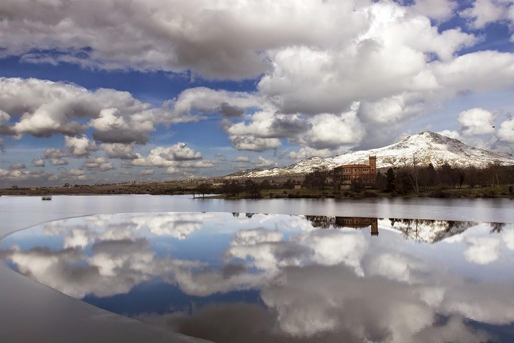 Fotografía de paisajes Segovia, río Eresma