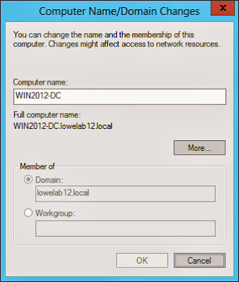 Windows server Name