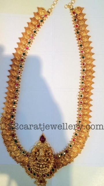 Latest Kasulaperu 2012 Jewellery Designs