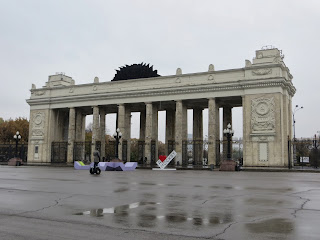 roteiro Moscou