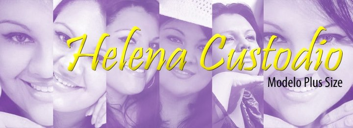 Helena Custodio Modelo Plus Size
