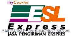 Alamat ESL Express Wilayah Palembang