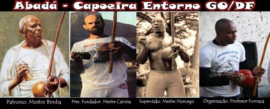 ABADÁ-CAPOEIRA ENTORNO GO/DF