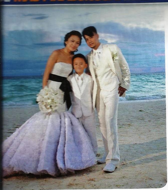 Philippine Celebrities in Lovely Gowns: August 2012