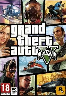 (Price Down) Buy Grand Theft Auto V (PC) at Amazon Rs.2,499  : Buy To Earn