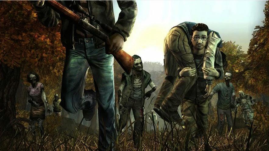 the walking dead game season 1 free