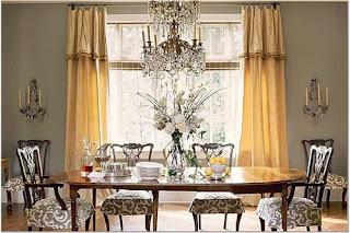 fotos de decoração para sala de jantar
