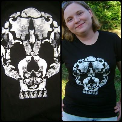 Death by Kitten Shirt The Death by Kitten Shirt by