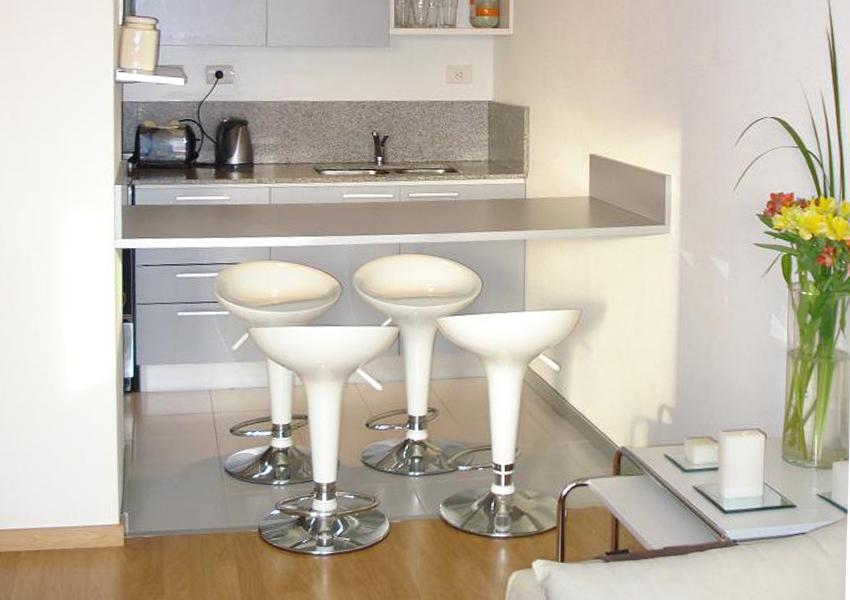 Cocina home barra americana la soluci n para unir espacios - Unir cocina y salon ...