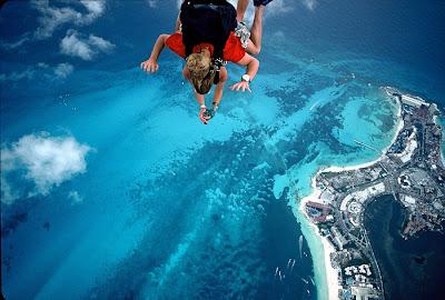 Sky Dive - Luxury Activities in Cancun
