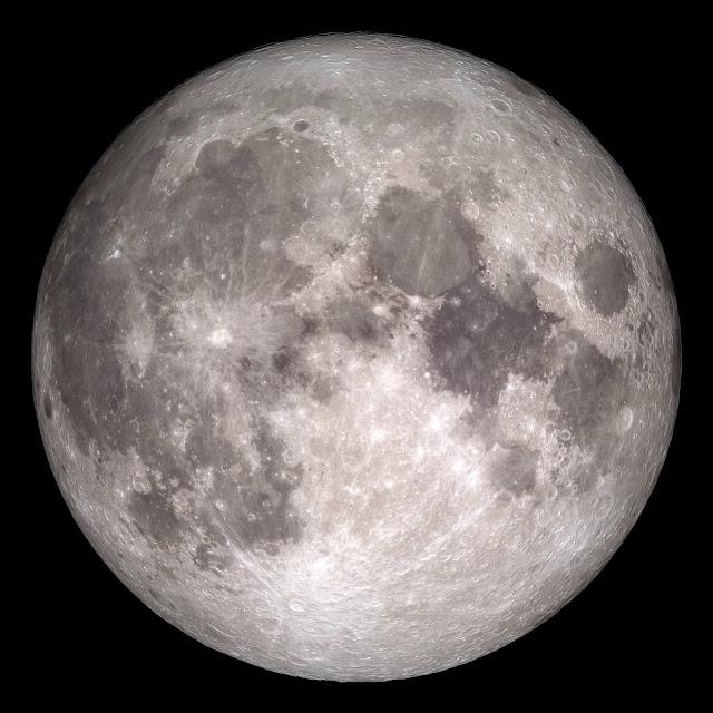 Noite de Natal terá uma linda lua cheia